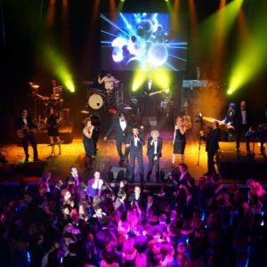 Paris Groove : orchestre pour soirée d'entreprise basé à Paris