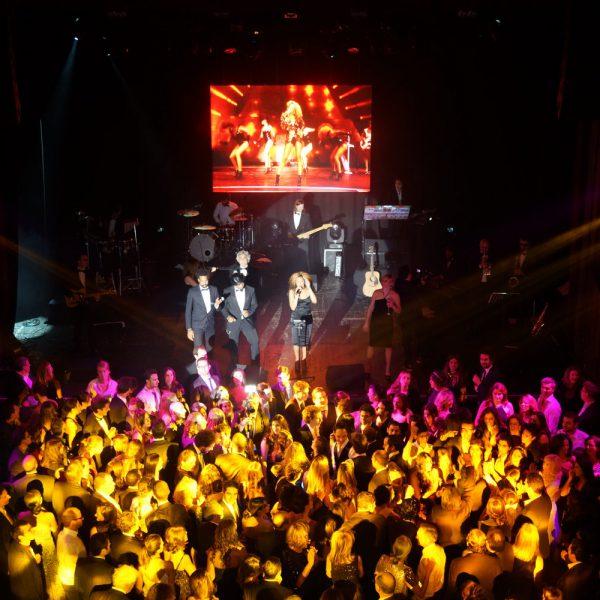 groupe de musique pour soirée d'entreprise : paris groove orchestre soirée entreprise