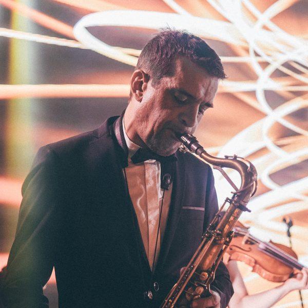 Groupe de musique composé d'artistes professionnels pour soirées privées et soirées d'entreprise : Paris Groove