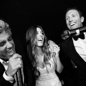 Belle ambiance avec Paris Groove, orchestre mariage juif