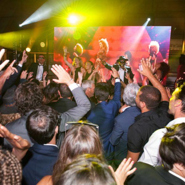 Orchestre mariage paris groove
