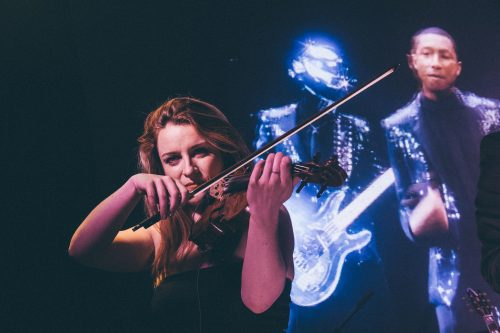 Violon orchestre dj live mariage juif bar mitzvah paris