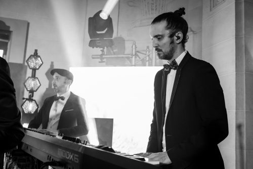 pianiste orchestre mariage