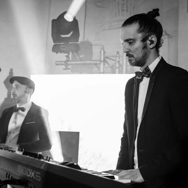 pianiste orchestre mariage