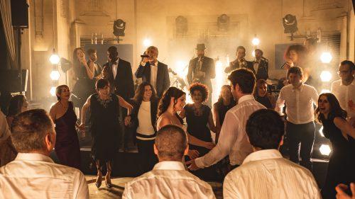 orchestre soirée mariage