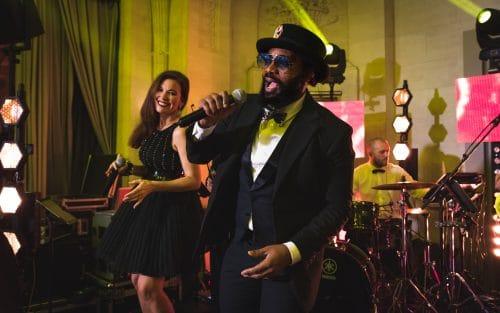 chanteur et musicien mariage