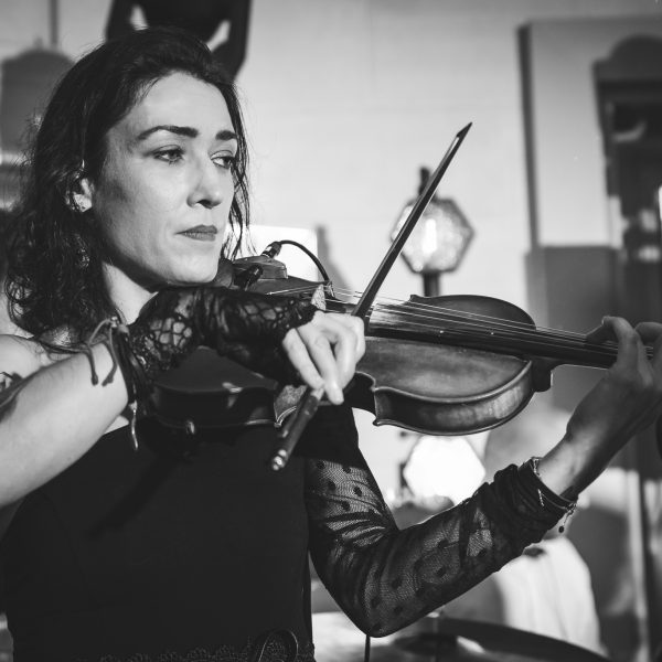 violoniste orchestre mariage