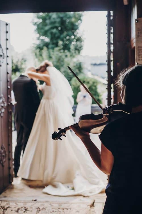 orchestre musical mariage
